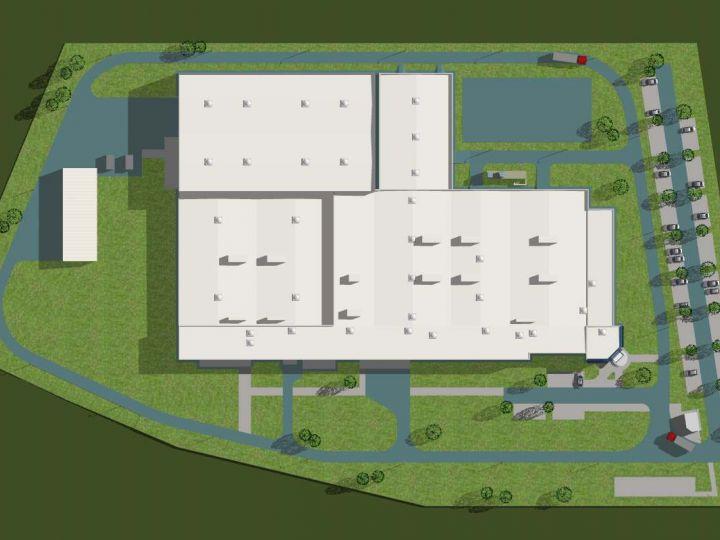Payer Industries Kft., új telephelye