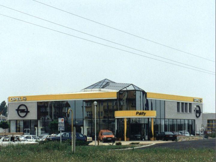 Opel Márkaképviselet és szerviz