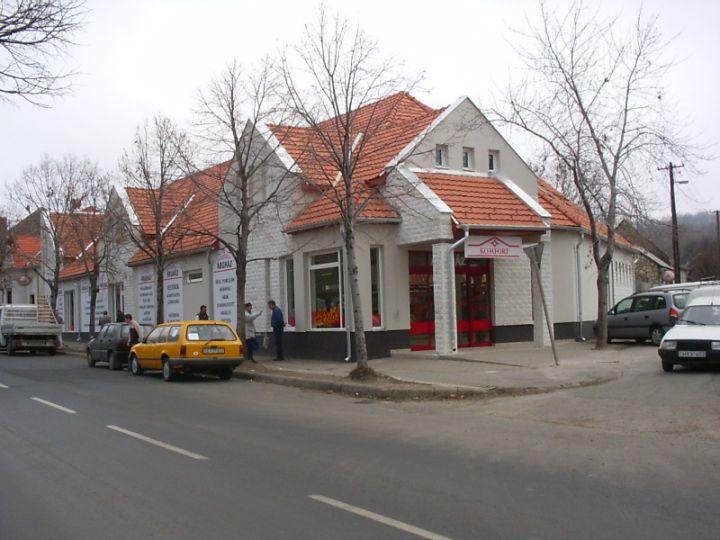 Komfort Bódis Kft., háztartási és fém szaküzlet
