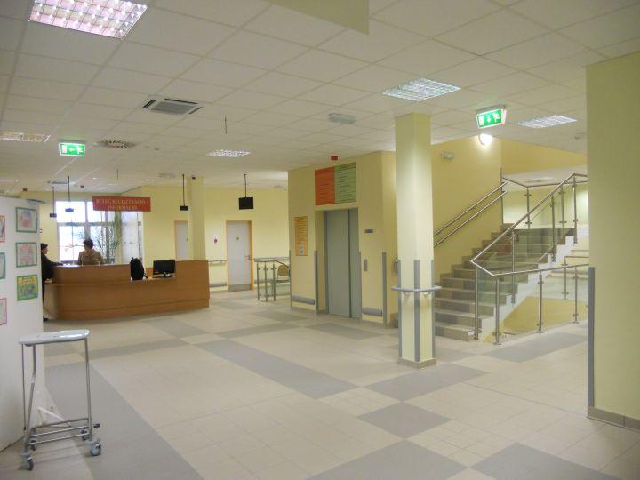 Erzsébet Kórház 1 napos sebészet és járóbeteg ellátó szakrendelő