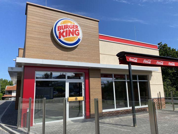 Burger King-Veszprém