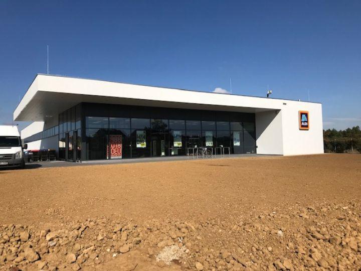 ALDI áruház - Veszprém