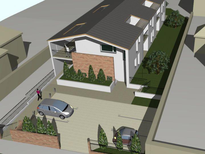 Nyolc lakásos társasház